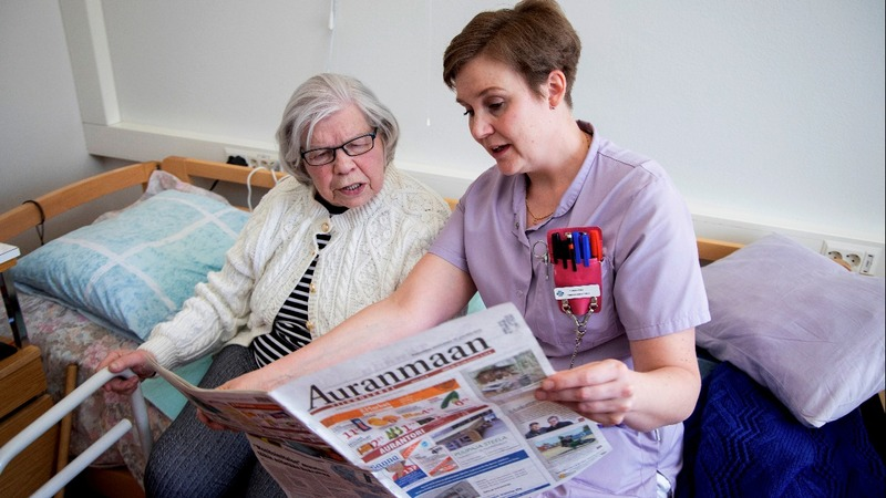 Nursing home scandal pushes Finland to the left