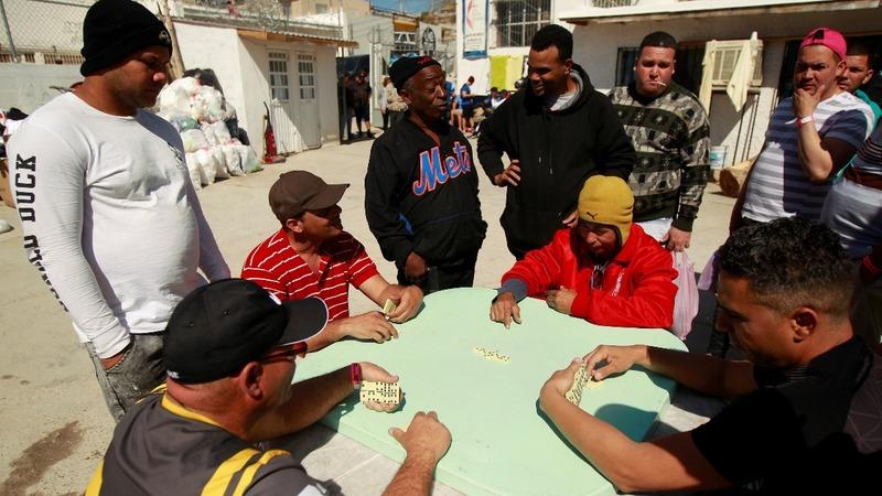 New wave of Cubans seek U.S. asylum