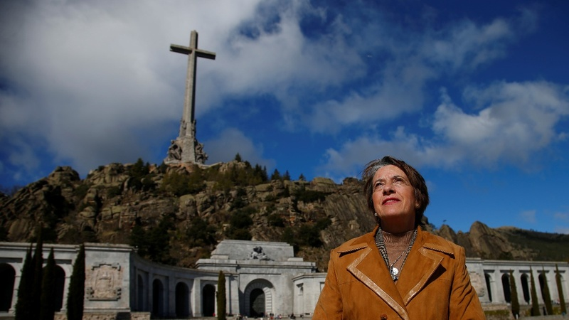 The political battle over a dictator's remains