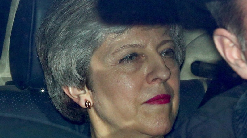 Brexit puts end in sight for Theresa May