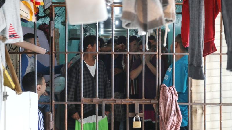 Bolsonaro targets deadly gangs run from Brazil's prisons