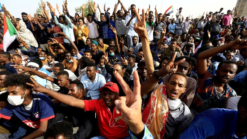 Sudan's Bashir ousted by military and placed under arrest