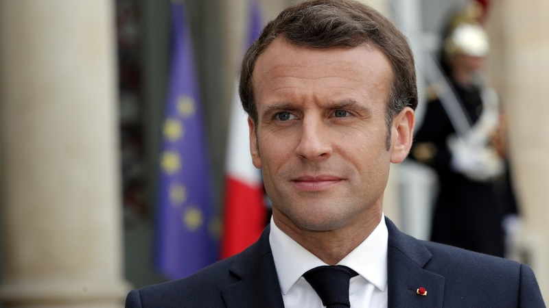 Macron fights lonely EU battle over Brexit