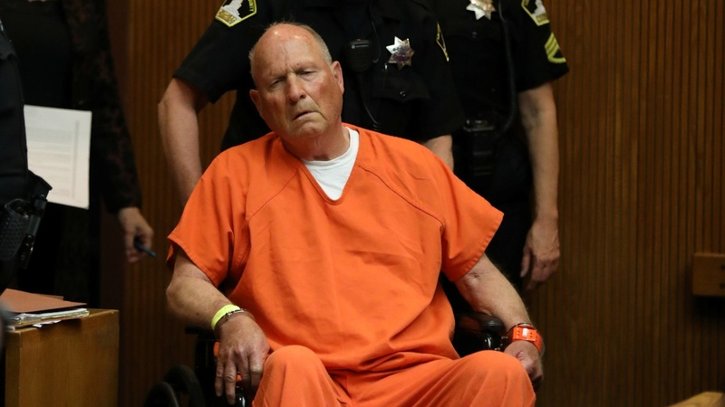 'Golden State Killer' suspect could face death penalty