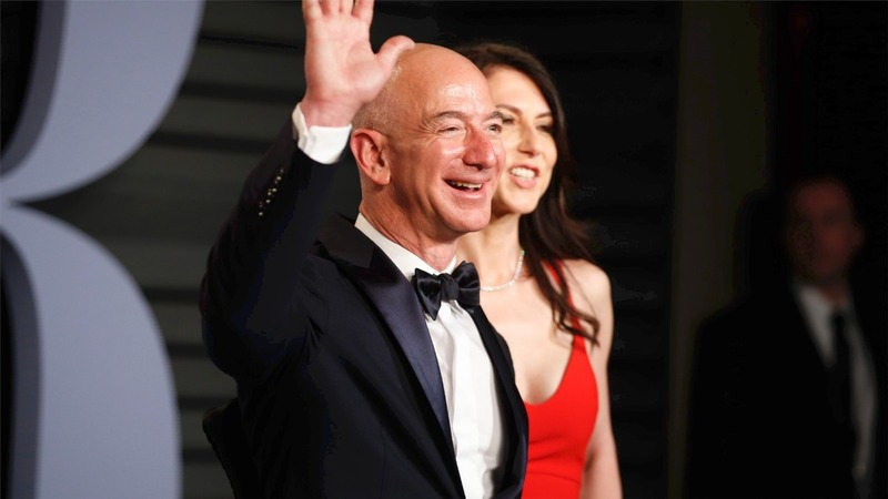 Jeff Bezos to rivals: hike your wages
