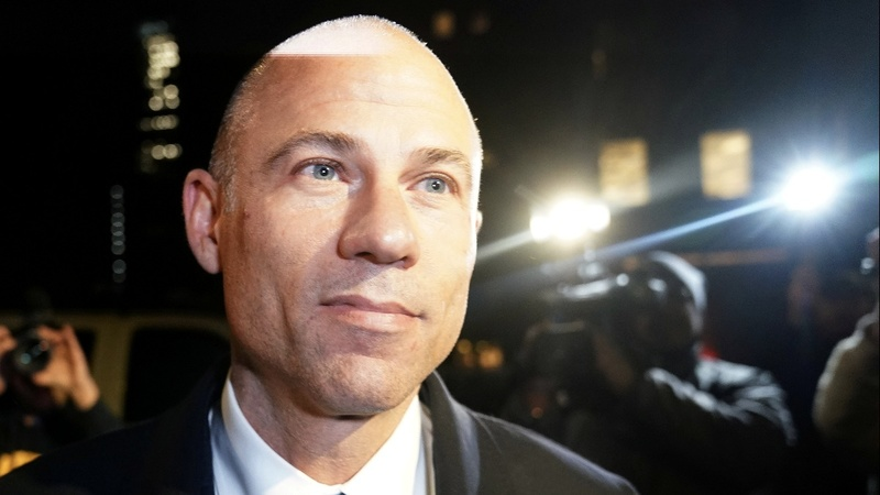 Avenatti charged with stealing millions from clients
