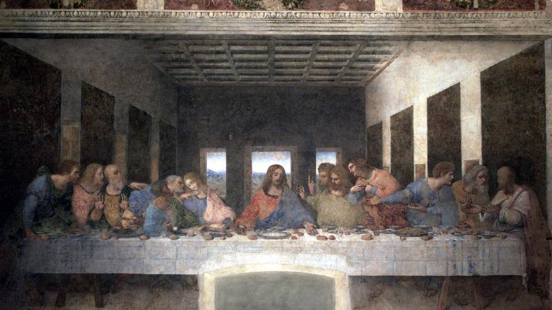Laser imaging brings 'Last Supper' site into 3D