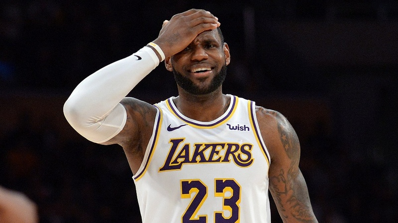 LeBron's streak comes to an end this postseason