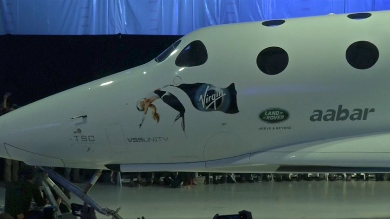Virgin Galactic space travel nears lift-off