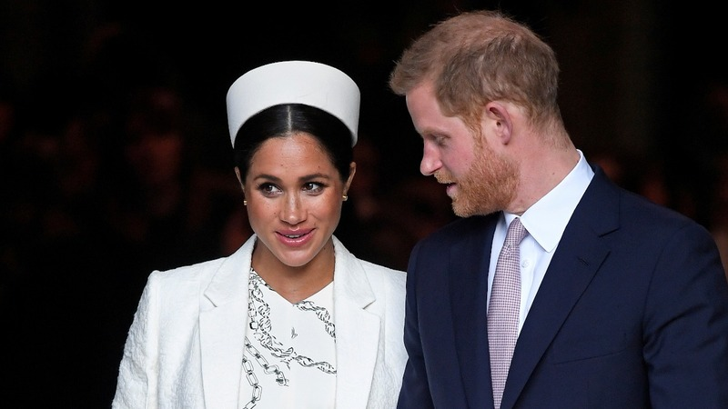 Meghan Markle goes into labour