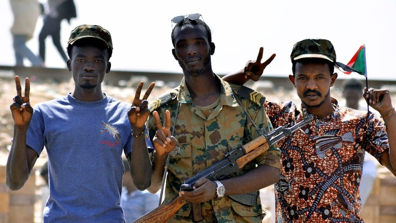 Sudan's protests claim more top-level scalps