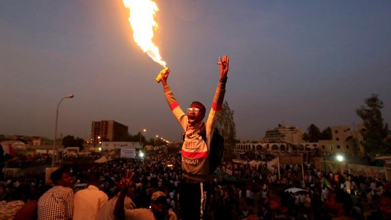 Arab Spring comes later in Sudan and Algeria