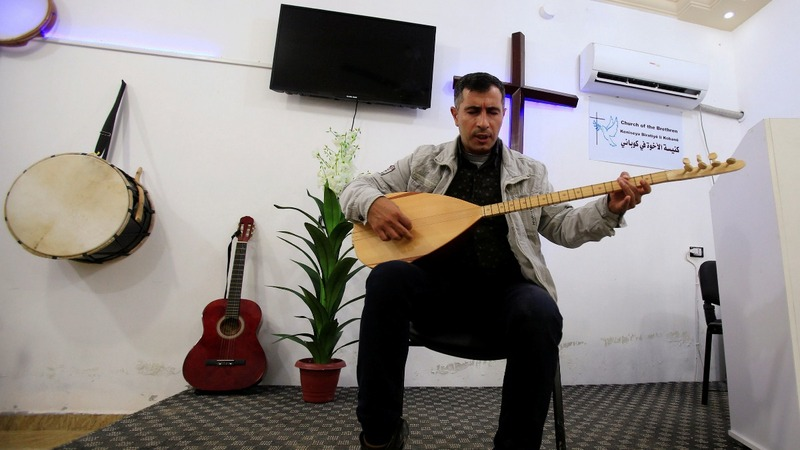 Christianity grows in Syrian town once run by IS