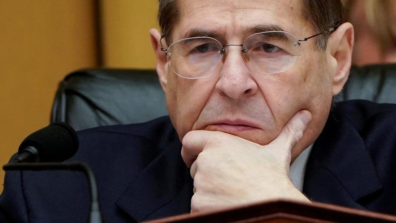 'Disturbing evidence' in Mueller report: Rep. Nadler
