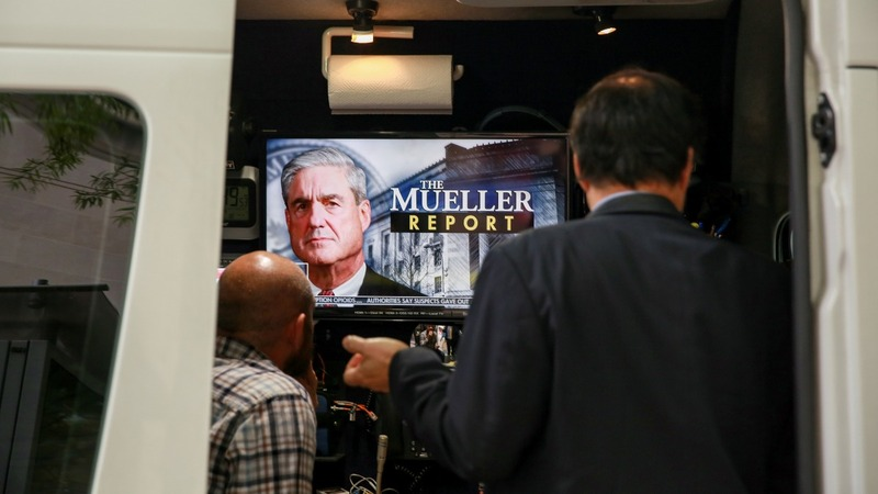 Trump feared Mueller was 'end' of presidency