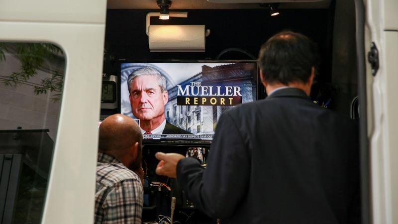 Trump feared Mueller was 'end' of presidency