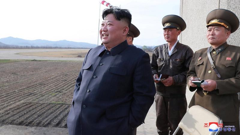 Pompeo says he's staying, despite N. Korea demand