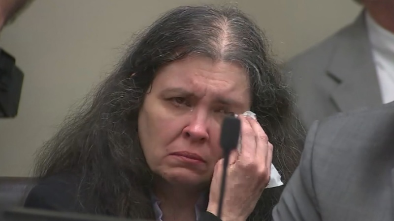 Emotional scenes as CA child abuse couple sentenced