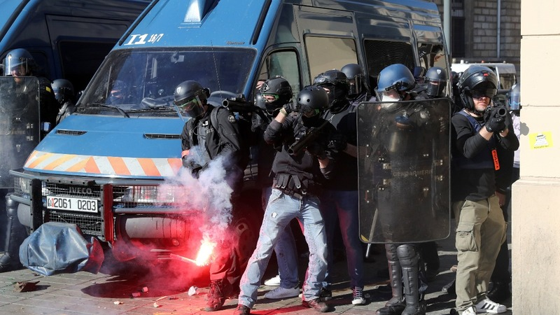 France faces 23rd week of 'yellow vest' clashes