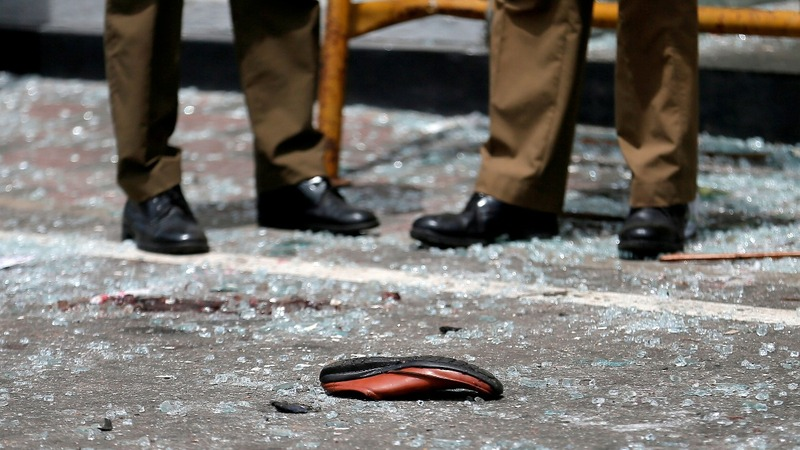 Easter Day bombs kill about 100 in Sri Lanka
