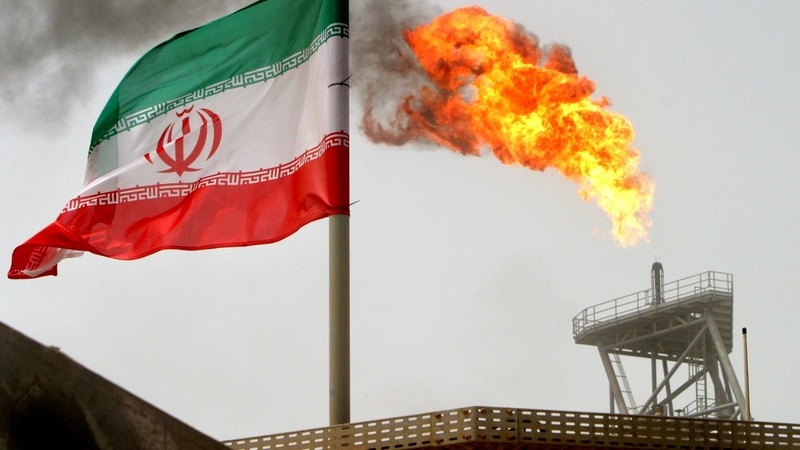 U.S. to end Iran oil waivers, crude prices spike