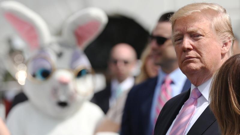 Trump shrugs as some Dems talk impeachment