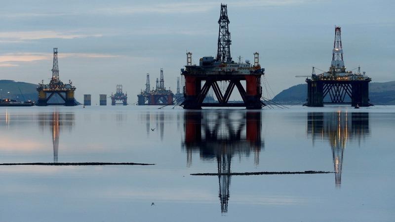 Oil prices surge as U.S. tightens sanctions