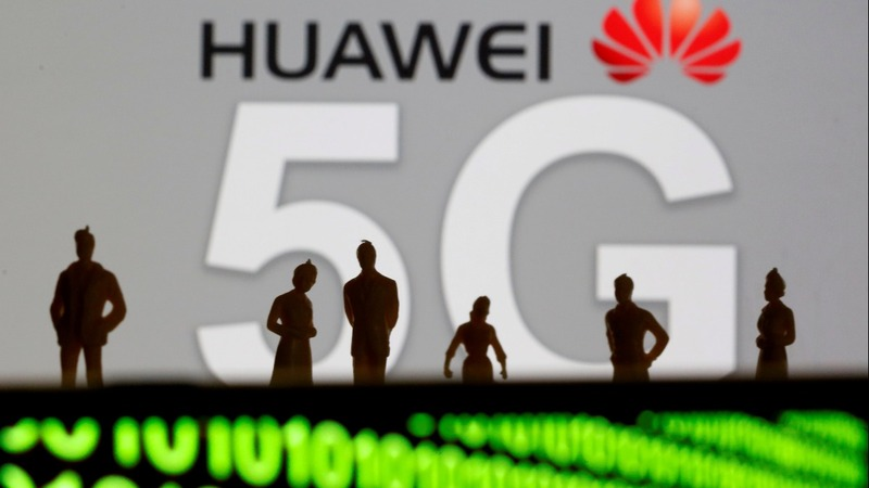 UK says OK to Huawei 5G gear, sort of