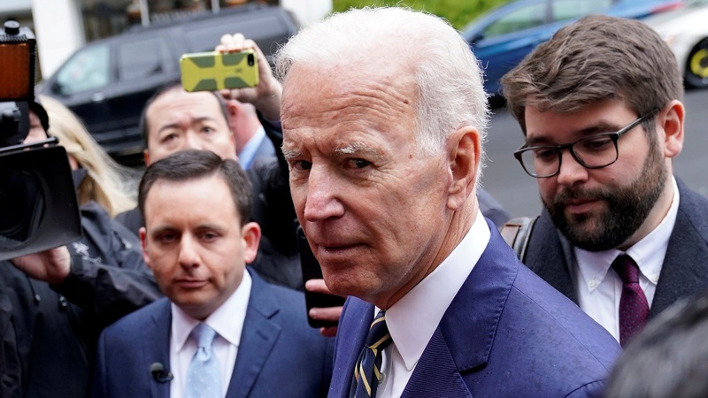 Biden tops 2020 Democratic field: Reuters poll