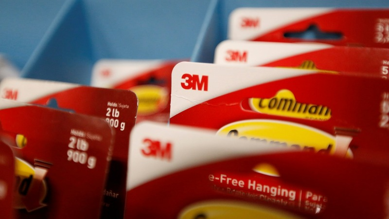 3M stock on track for worst day since '87 crash