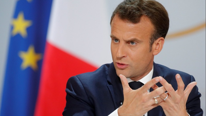Macron offers tax cuts in bid to quell protests