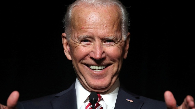 Biden launches White House bid with Trump attack