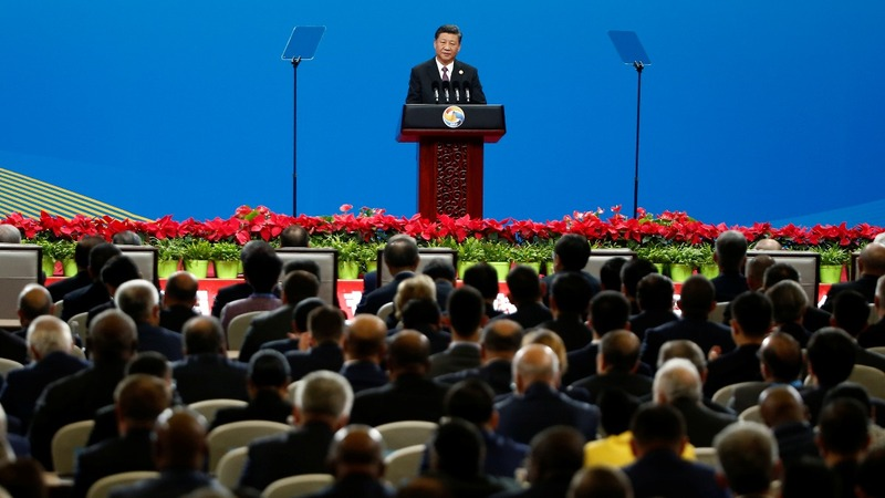 China fights fears over Belt and Road