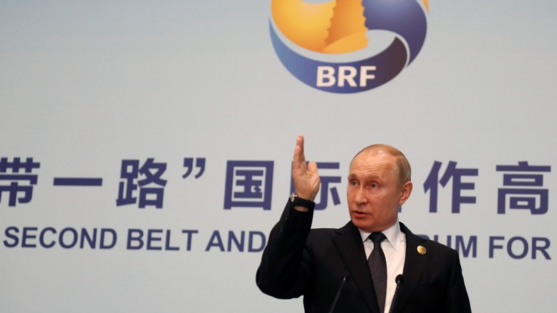 Putin calls Butina sentencing an 'outrage'