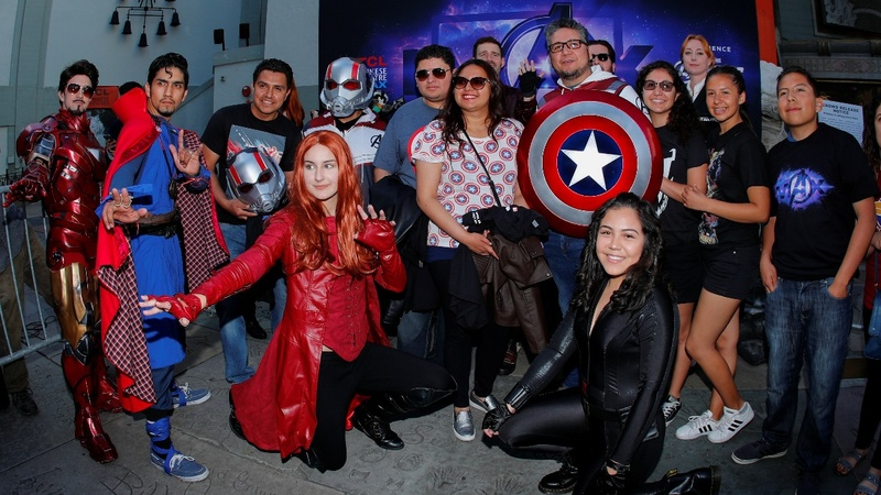 'Avengers: Endgame' smashes ticket sales record