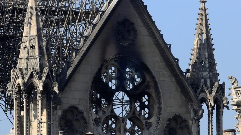 Lack of builders could slow Notre-Dame restoration