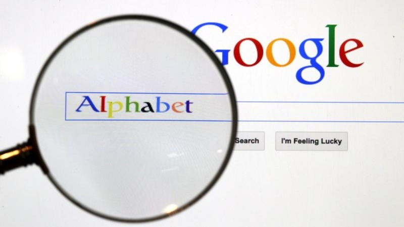 Alphabet shares on track for worst day in ten years