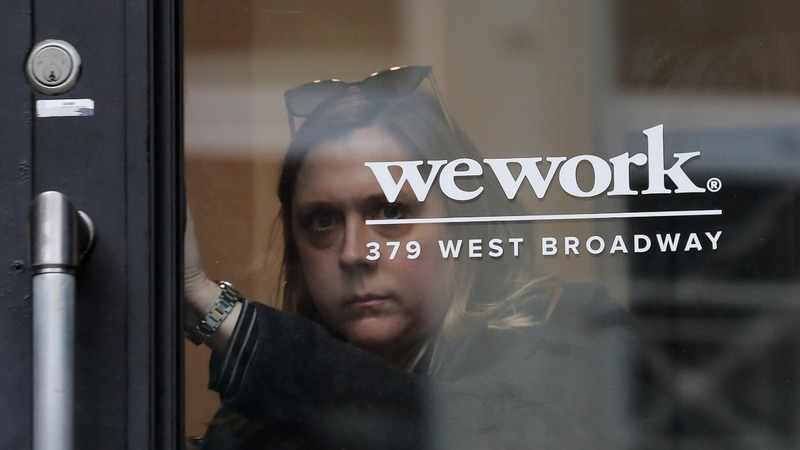 Coworking company WeWork files for IPO