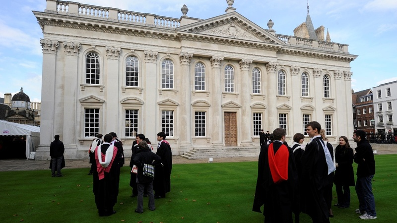 Cambridge to study how it profited from slavery
