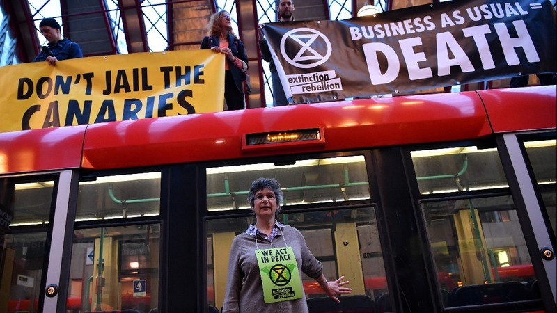 Extinction Rebellion: We've only just begun