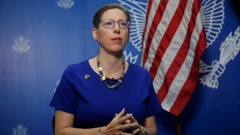 U.S. diplomat warns of more attacks in Sri Lanka