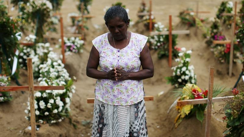 Losing your family in Sri Lanka's blasts