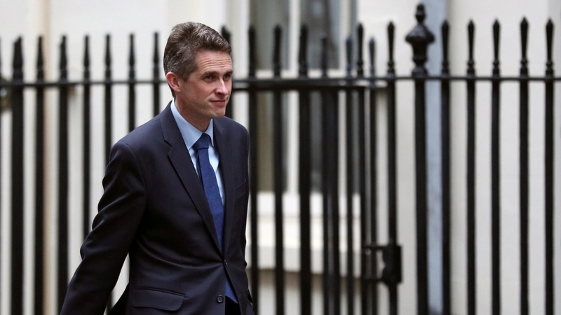 UK's fired defense minister denies Huawei leak