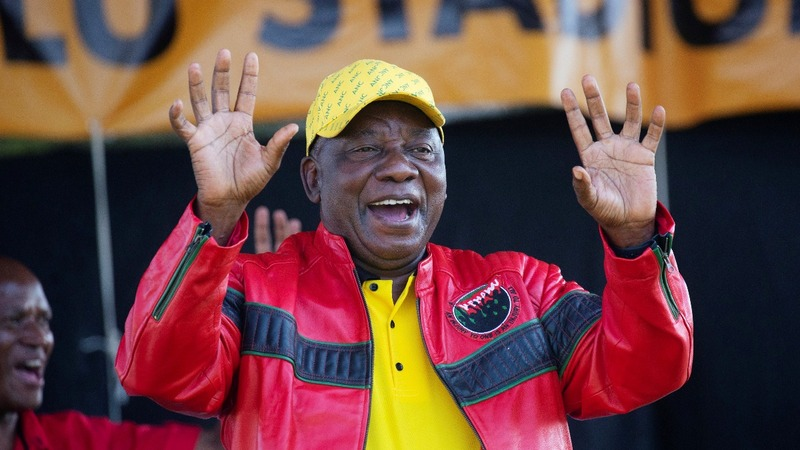 Corruption anger dents faith in S.Africa's leader