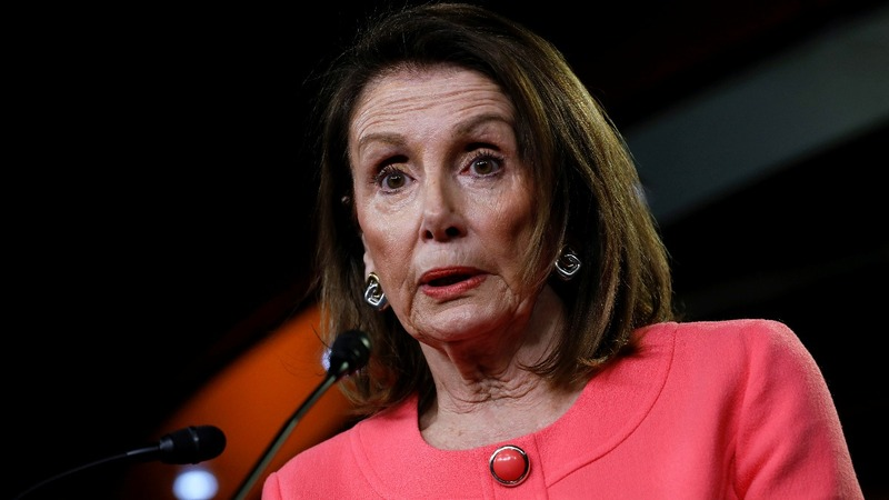 Pelosi accuses Barr of lying to Congress