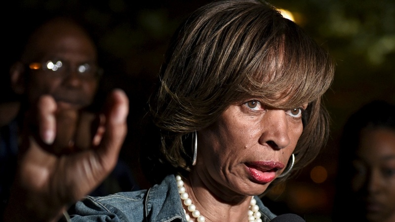 Embattled Baltimore mayor resigns