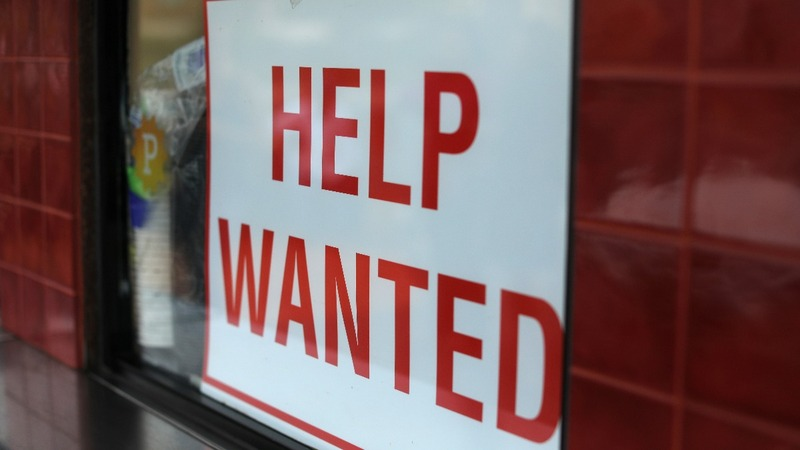 U.S. jobless rate drops to 49-1/2 year low