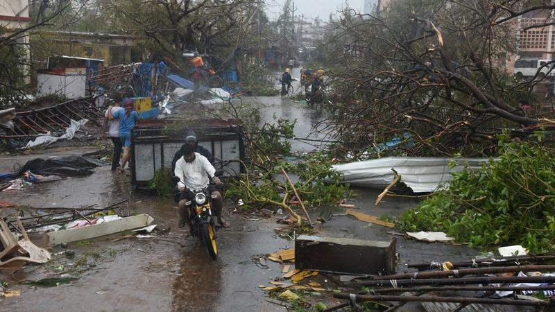 Cyclone Fani mass evacuation averts catastrophe