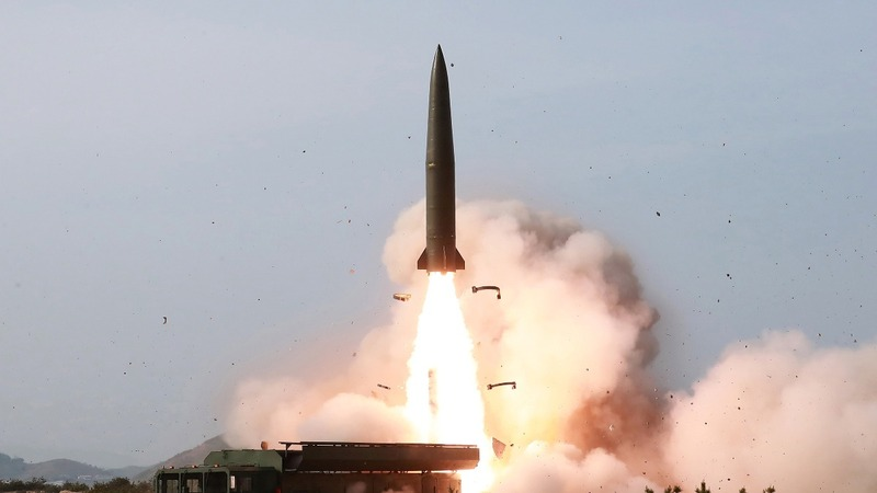 Kim's new rocket launch is a restrained threat