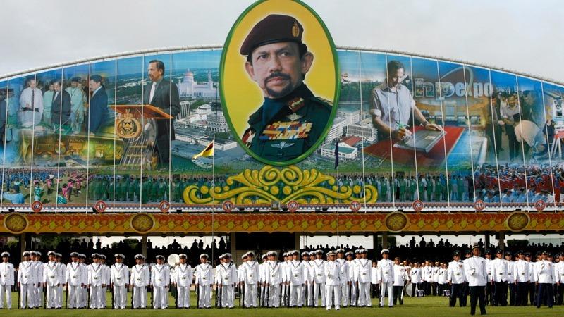 Brunei says it won't enforce gay death penalty